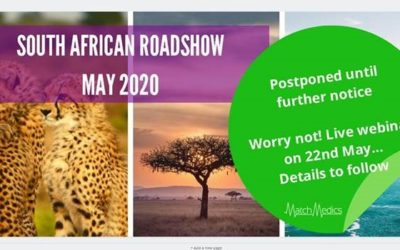 South African Medical Recruitment Events 2020